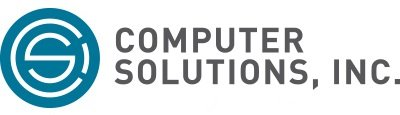 Computer Solutions Inc (CSI) logo