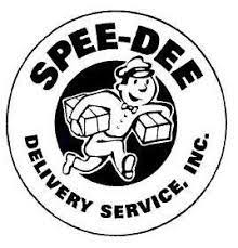 Spee-Dee Delivery Logo