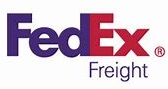 FedEx logo with the word Freight